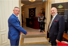 The first licensed casino under a well-known international brand was opened in Kyiv