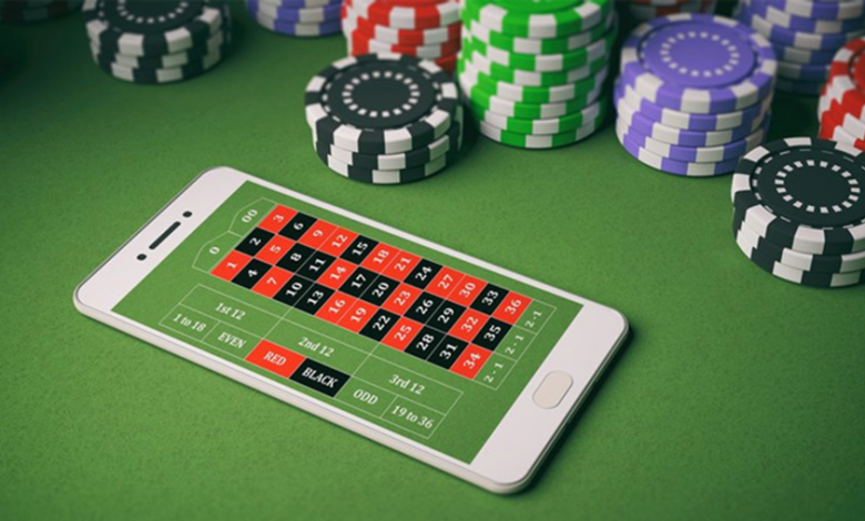 Development and expansion of the online gambling industry in 2021