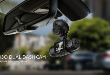 What are the Features of the GPS with Backup Camera?